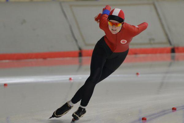 Natascha Lindenskov klarer Junior OL-kravet