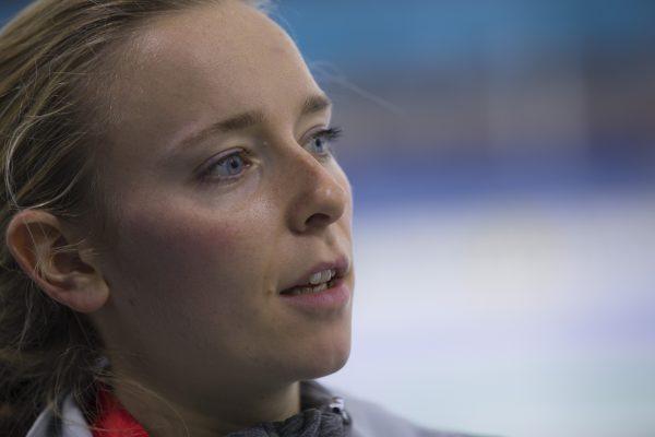 Danmark på verdenskortet i Speed Skating