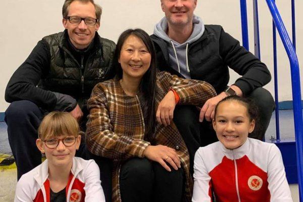 Danske trænere på international uddannelse