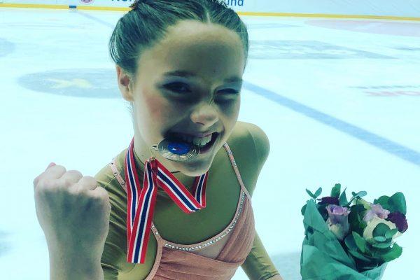 The Nordics Bronze til debutanten Babeth Hansson Østergaard