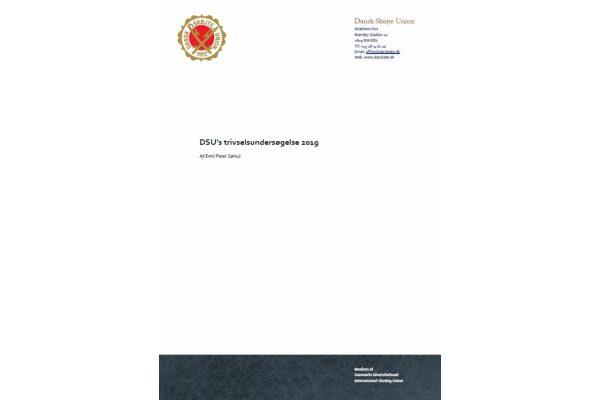 DSU's trivselsundersøgelse 2019
