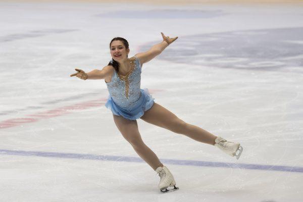 Maia scorer bronze i Tallin