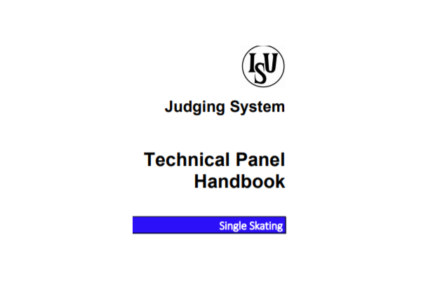 ISU Technical Handbook 2018/19